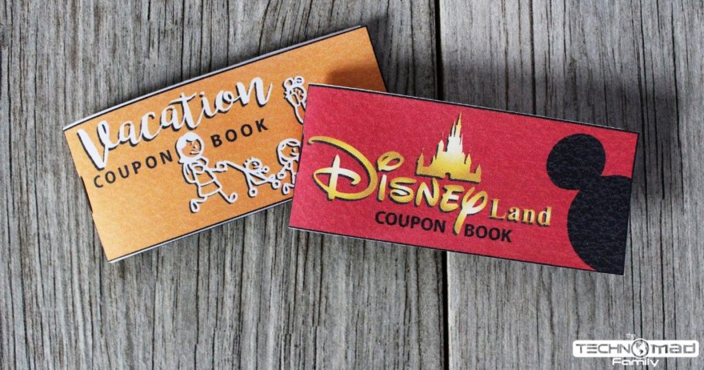 photo about Disneyland Printable Coupons identified as Free of charge Printable Disneyland Household Trip Discount coupons - The